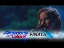 Evie Clair: Teen Singer Delivers Stunning Performance - America's Got Talent 2017