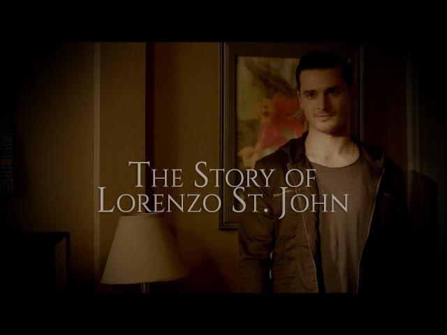 The Story of Lorenzo St John Enzo throught The Vampire Diaries