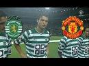 Así jugo Cristiano Ronaldo para impresionar al Manchester United a los 17 años