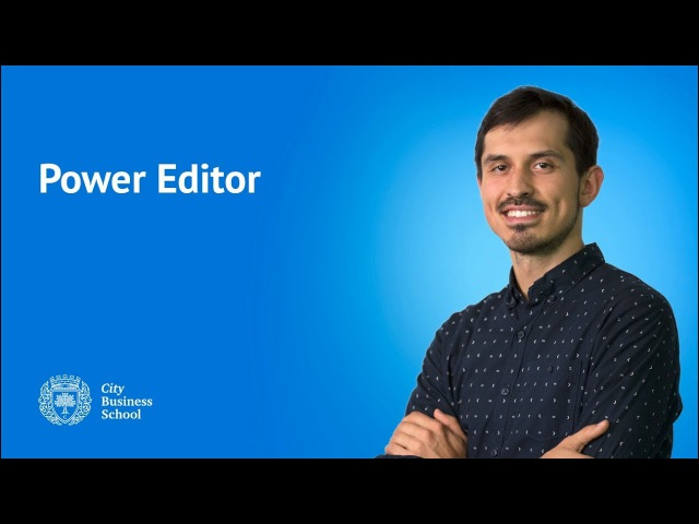 Владимир Калаев. Power Editor