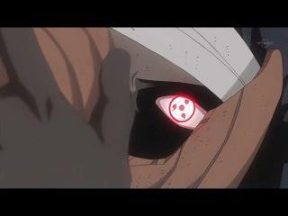 Tobi's Izanagi Activated! - Tobi VS Konan Full Fight!