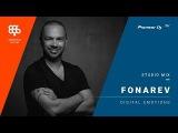 Fonarev megapolis 89.5 fm progressive house @ Pioneer DJ TV Moscow