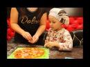 Пицца Pizza Мастер класс по приготовлению пиццы Contrast Studio