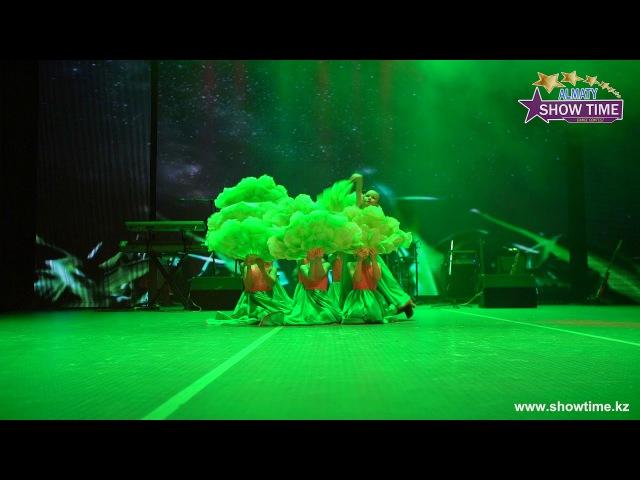 CosmoStars - Небесные цветы | Танцевальный конкурс Show Time | Алматы 2017