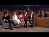 Riverdale cast on Fallon Part 2