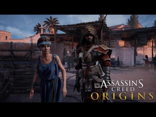 Прохождение Assassin's Creed: Origins 10 (PC) - Капризная доставка
