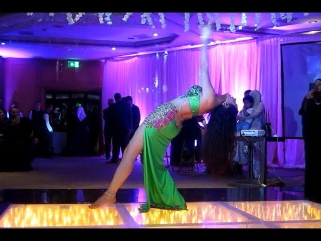 Dina, Taht El Shibak Choreography. دينا