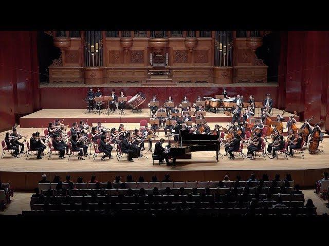 N.Saratovsky- S.Prokofiev: Piano ConcertoNo.3 mov.I [ff studio音樂會錄音錄影]