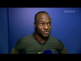 Victor Moses: 'It was about time we started winning games...'