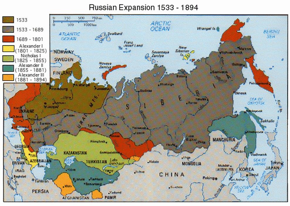 Почему сегодня невозможен русский империализм?