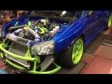 Subaru Impreza WRX STI Dyno test