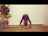 Как сесть на поперечный шпагат, чем махать, что задирать ))