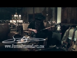 Justin Johnson , Gravedigger Blues (String shovel guitar)