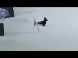 Henrik Harlaut wins Mens Ski Big Air gold _ X Games Aspen 2018
