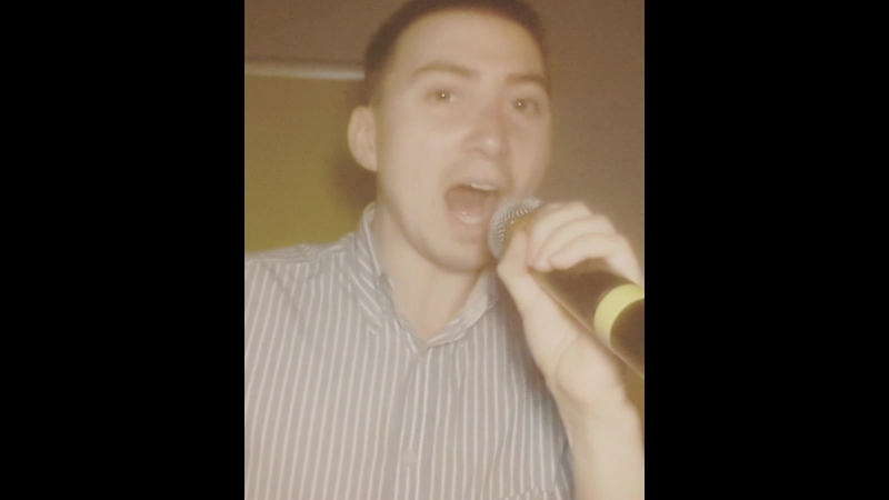 Андрей Карипов (Эндрю К) - Show me the meaning of being lonely (cover Backstreet boys)