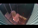 На чешском нудистском пляже камера в душе снимает голых девиц
