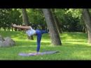 5 асан для похудения Йога для стройности и красоты!