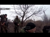 Захват Повстанцами — Углегорска. Отряд «Ольхон» [News-Front/Зима-2015, 18+] Mp4