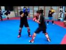 Стальной кулак S.P.A.S. - рукопашный бой, схема вытягивание 1
