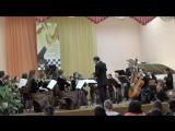 Конкурс польской музыки 06.12.2017. Оркестр ДШИ № 1.