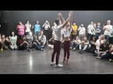 Pablo y Raquel - Russian Bachata Forum 14102017