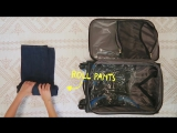 Travel Packing Tips winter ed