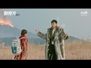Озвучка SOFTBOX Хваюги 01 серия 480p
