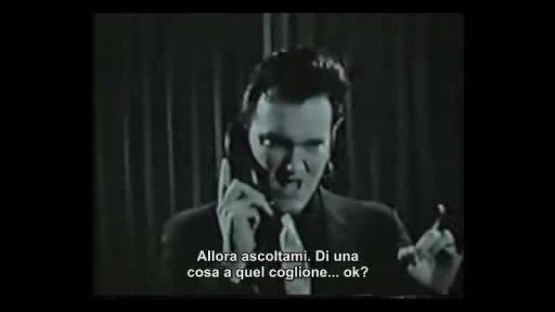 My best friend's birthday (Q. Tarantino) [SUB ITA]