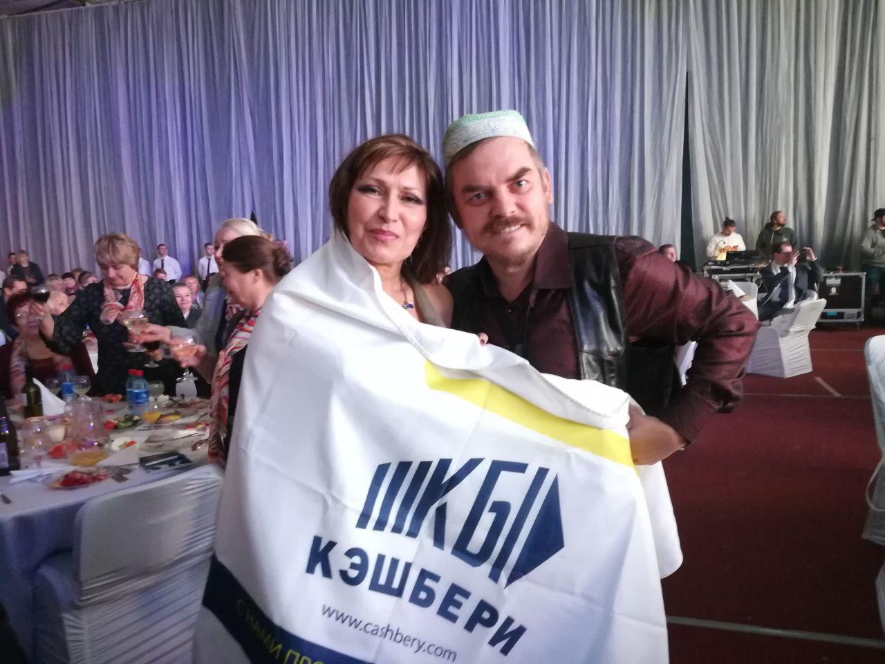 Лидершип Пермь - Кэшбери