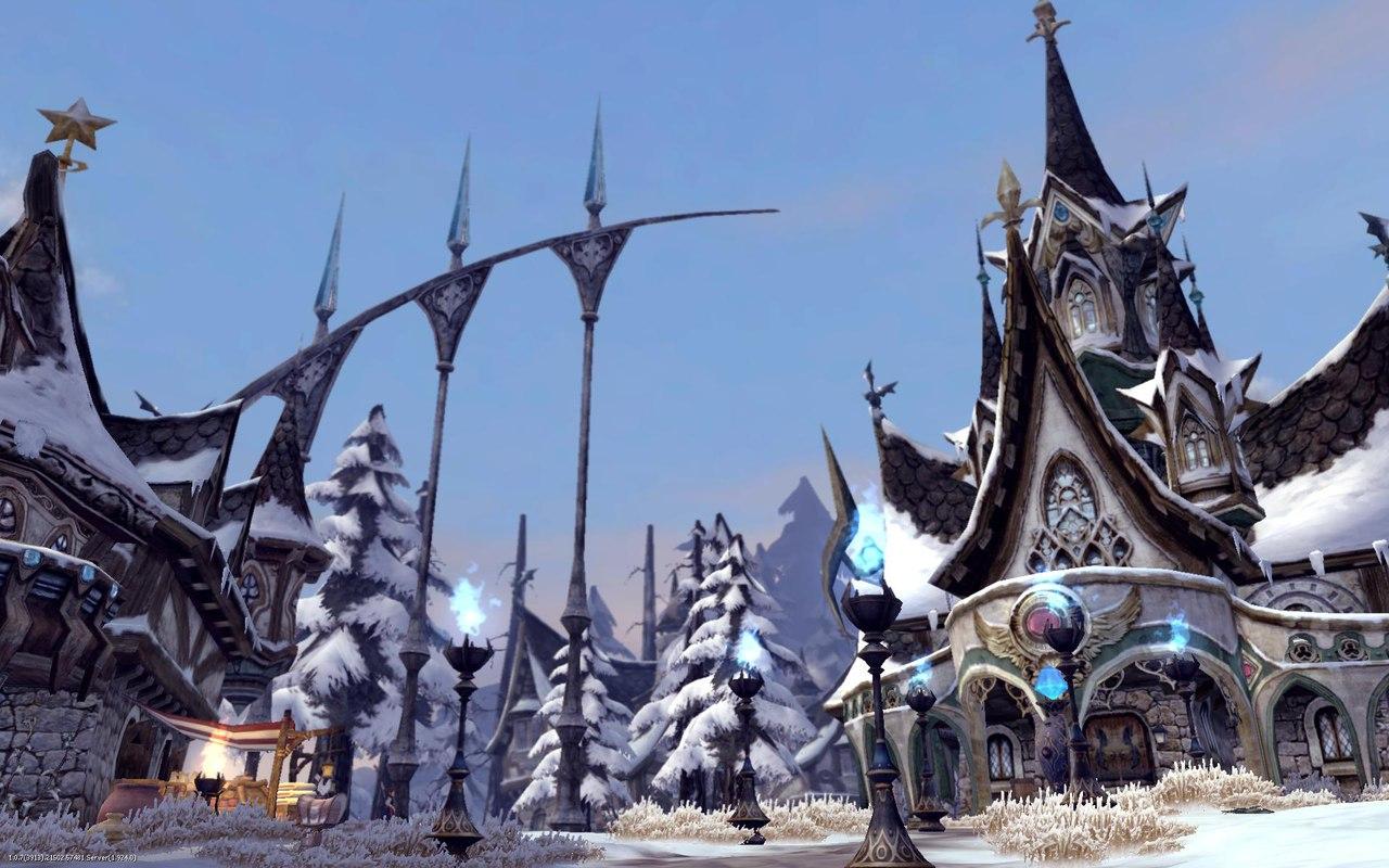 Почему я играю на русском сервере Dragon Nest?(Тыквенный Сидр)