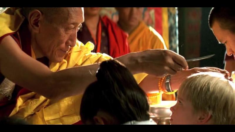 Маленький Будда 1993 год