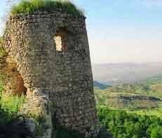 Неприступная крепость в Шуше