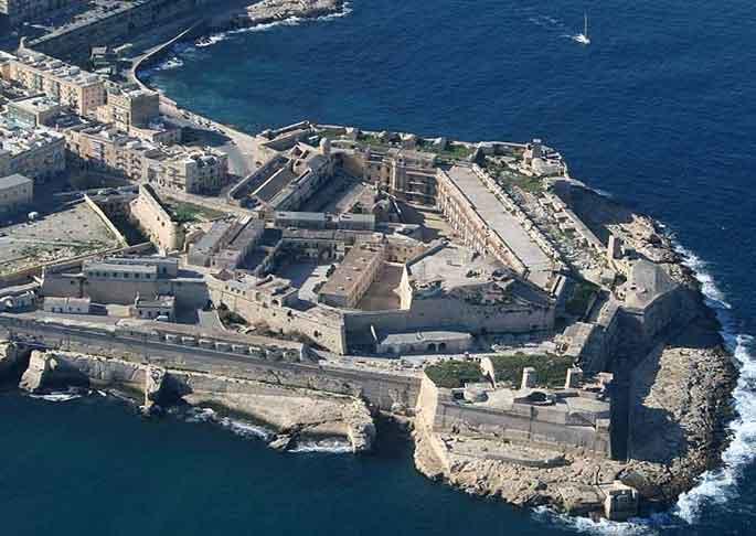 Крепость Мальты