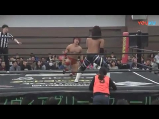 DDT D-Ou Grand Prix 2018 In Nerima (10.01.2018)