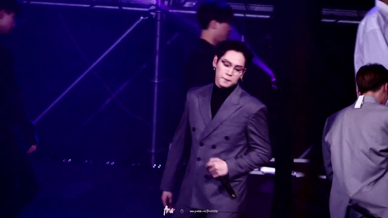 29.11.17 B.A.P - WAKE ME UP 힘찬 용국 ver. @ MBN Hero Concert by Rock Music