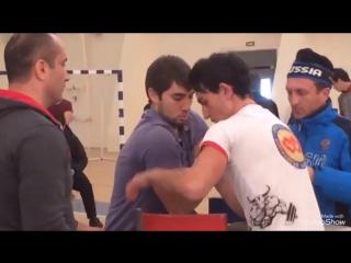 Кочкаров Асхат / армрестлинг / армспорт