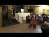 балканский трайбл в исполнении нашей цыганочки Ксении Паскаль!!!