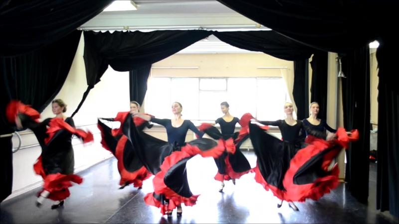 Авалюлька. Мексиканский танец.