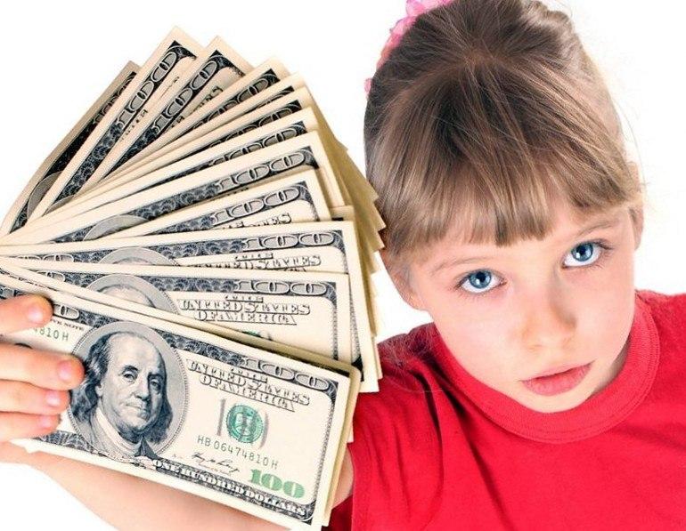 10 финансовых ошибок, которые совершают родители   лечение дети