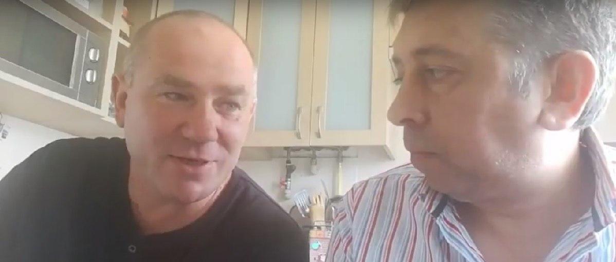 В Бресте задержаны активисты Александр Кабанов и Сергей Петрухин