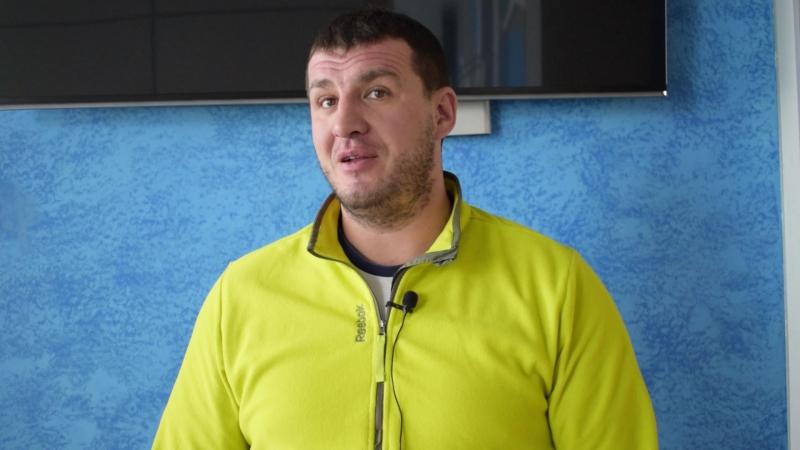 Иван Худалей, директор РЦ Пегас