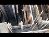 Сегодня в Крестопоклонную неделю бетоном залиты крестообразные купели нашей часовни.