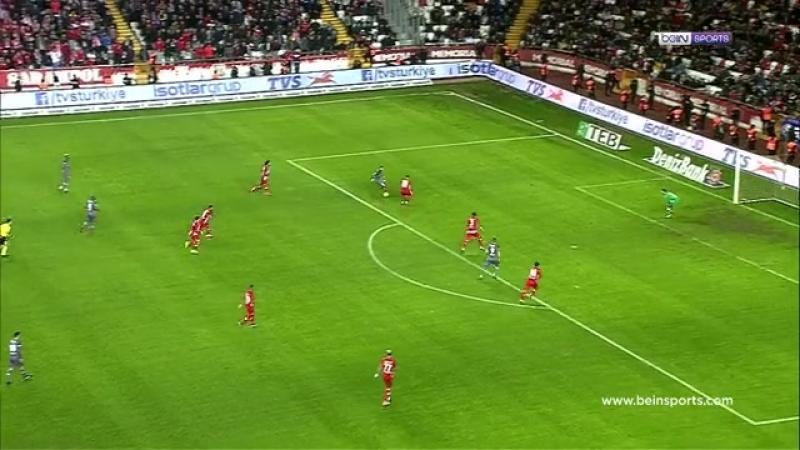 Lig Özetleri 2017 2018 Sezonu 18 Hafta Antalyaspor 1 2 Beşiktaş