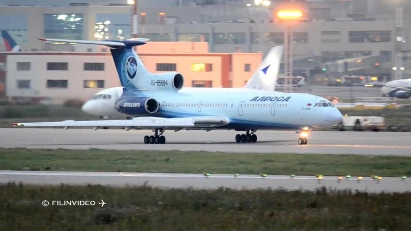 Ту-154 RA-85684