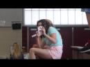 Chloebennet: Съёмки фильма Девушка из Долины .