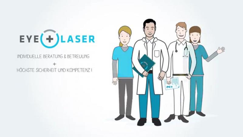 Augenlasern Linsenchirurgie Operationen bei EyeLaser Wien-Linz-Graz