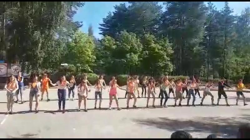 битва хоров 1 отряд