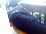 Уснул на паре (VHS Video)