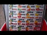 [ФВ] супер СОКИ в Нячанге за 0.45$ / или где купить фрукты / цены на фрукты Вьетнам