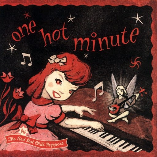 Red Hot Chili Peppers альбом One Hot Minute